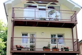 Dvojgeneračný dom v Horskom parku