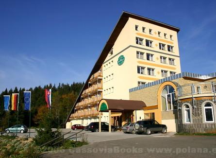4-hviezdičkový hotel