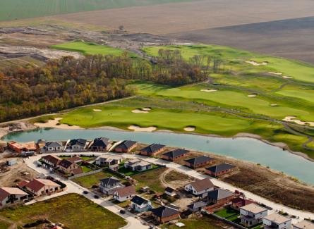 Pozemok  pri golfovom ihrisku Green Resort